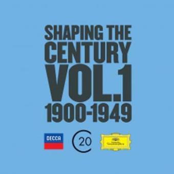 20c vol 1 1900 1949 shaping the century/28 cd/cap box