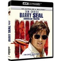 Barry Seal : American Traffic Blu-ray 4K + Blu-ray