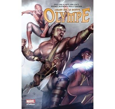 Assaut sur le nouvel Olympe