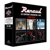 ESSENTIEL LIVE 86-2007/10CD