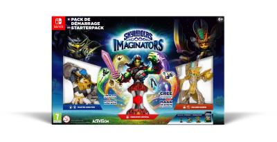 Pack de démarrage Skylanders Imaginators Nintendo Switch