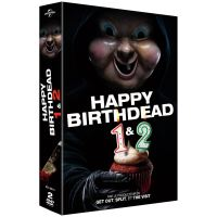 Coffret Happy Birthdead 1 et 2 DVD