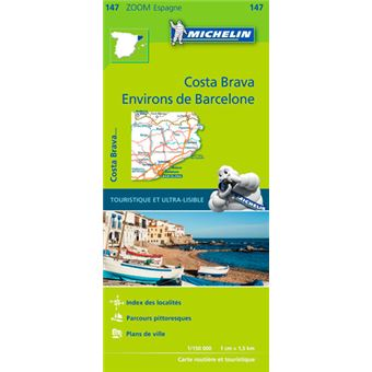 Costa Brava, Environs de Barcelone