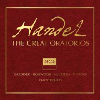 The Great Oratorios Coffret Edition limitée