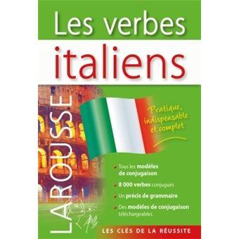 Les Verbes Italiens Edition Bilingue Francais Italien Broche Collectif Achat Livre Fnac