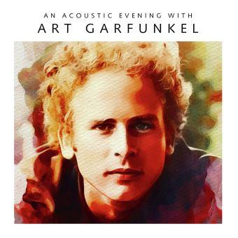 An Acoustic Evening With Art Garfunkel Inclus Vinyle 180 gr marbré