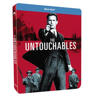 Les Incorruptibles Steelbook Blu-ray