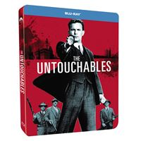 Les Incorruptibles Steelbook Blu-ray