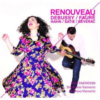 Renouveau - Claude Debussy - Erik Satie - CD album - Achat & prix ...