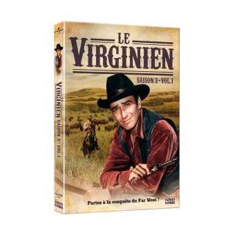 Le VirginienLe virginien Saison 3 Volume 1 DVD
