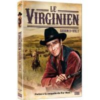 Le virginien Saison 3 Volume 1 DVD