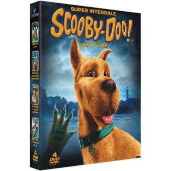 Scooby-DooScooby-Doo, le Film - Les monstres se déchainent - Le mystère commence - Scooby-doo et le monstre du Lac - Coffret
