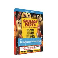 Sausage Party Blu-ray