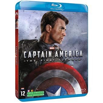 Captain AmericaCaptain America : The First Avenger Blu-ray
