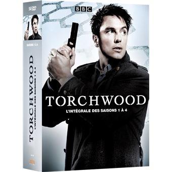 TorchwoodTorchwood Saisons 1 à 4 Coffret DVD