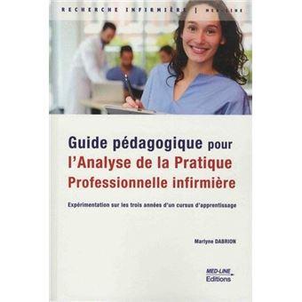 Guide Pedagogique Pour L Analyse De La Pratique Professionnel