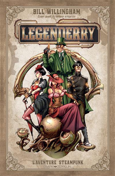 L'aventure Steampunk