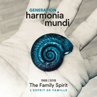 Generation Harmonia Mundi Volume 2 Coffret