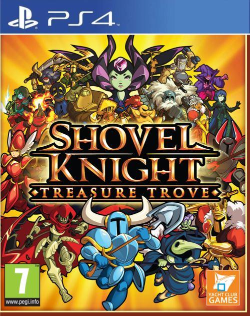Shovel Knight Treasure Trove pour PS4