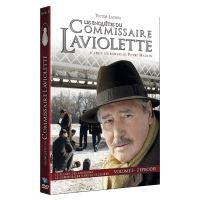 Les Enquêtes du commissaire Laviolette Volume 3 DVD