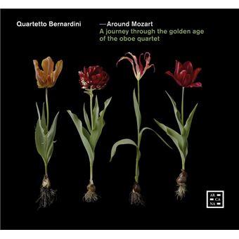 Around Mozart A Journey Through The Golden Age Of the Oboe Quartet : CD  album en Quartetto Bernardini - Jean-Sébastien Bach : tous les disques à la  Fnac