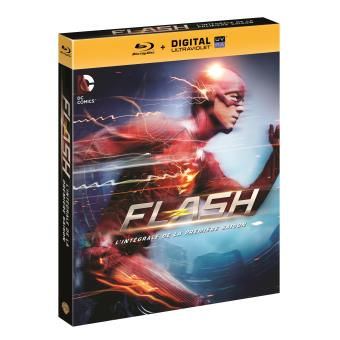 FlashThe Flash Saison 1 Blu-ray