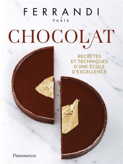 Ferrandi, Paris - Chocolat - 9782081494510 - 20,99 €