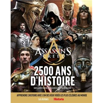 Assassin's creed2 500 ans d'histoire