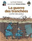 La  guerre des tranchées : l'enfer des poilus | Erre, Fabrice (1973-....). Auteur