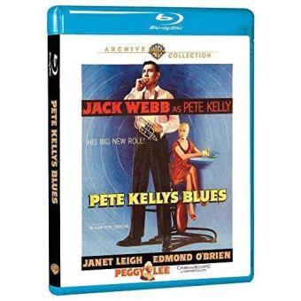 Pete Kelly's Blues Blu-ray