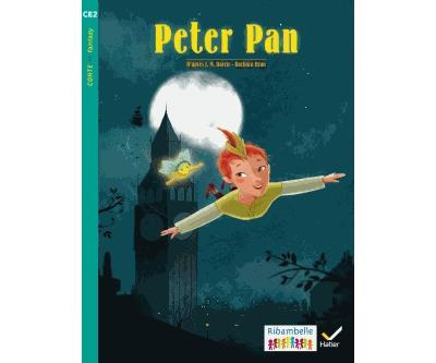 Ribambelle CE2 Peter Pan - Album 5, Edition 2017