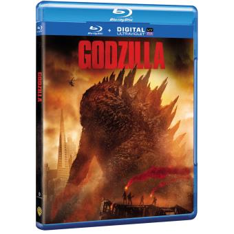 Godzilla, la trilogieGodzilla (2014) Blu-Ray