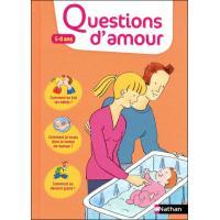 Questions d'amour: 5-8 ans