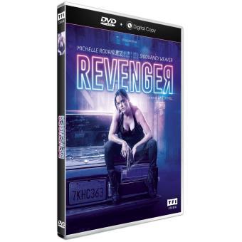 Revenger DVD