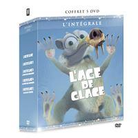 L'Âge de glace L'Intégrale DVD