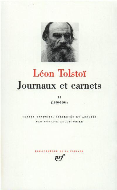 Journaux et Carnets (Tome 2-1890-1904)