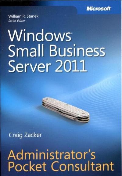 Windows® small business server 2011 administrator's pocket c