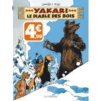 YakariYakari,20:le diable des bois