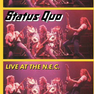 Live At The N.E.C Live-at-the-n-e-c