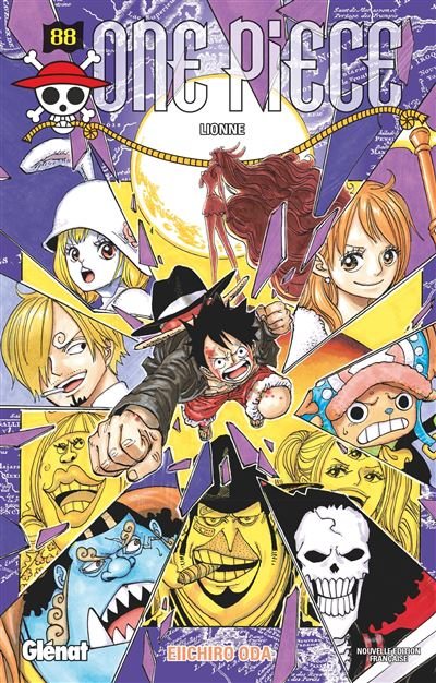 One Piece - tome 88