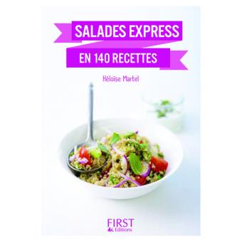 Grandes salades (Les indispensables t. 6) (French Edition)