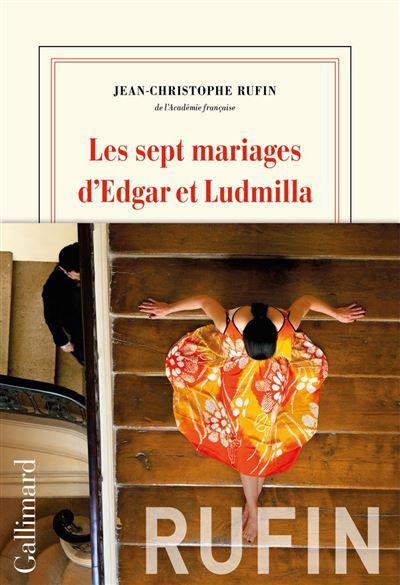 Les sept mariages d'Edgar et Ludmilla - 9782072743146 - 15,99 €