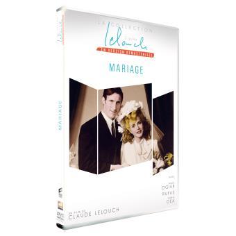 Mariage DVD