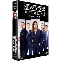 New York Unité Spéciale Saison 20 DVD