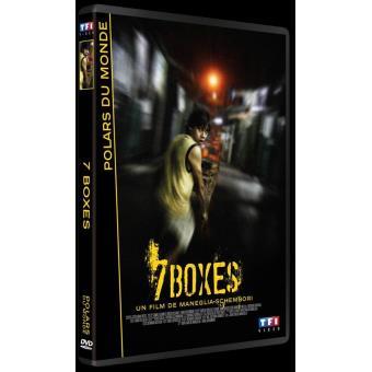 Seven boxes - DVD