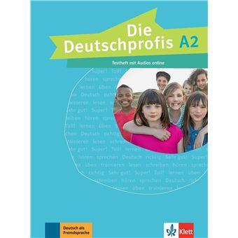 Die deutschprofis a2 cahier d'evaluation + audio en ligne