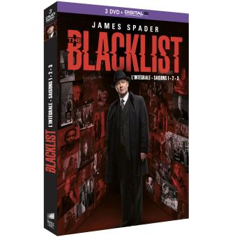 The BlacklistThe Blacklist Saisons 1 à 3 Coffret DVD