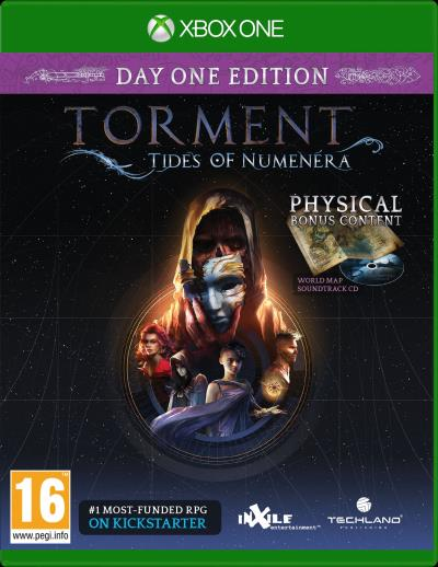 Torment Tides of Numenera Edition Day One Xbox One