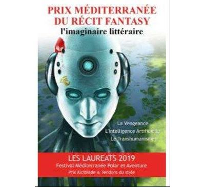 Prix du récit fantasy L'imaginaire littéraire Lauréats 2019