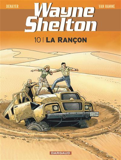 Wayne Shelton - La Rançon